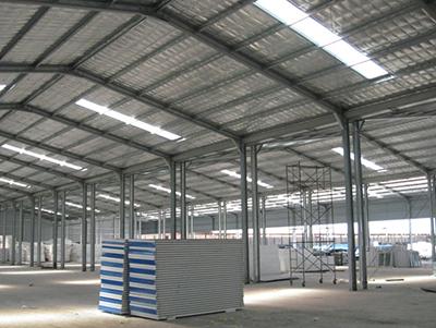 贵州鋼結構厂房