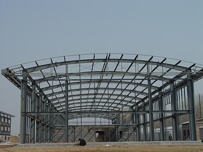 鋼結構厂房工程