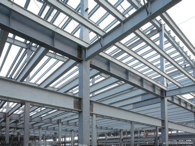 贵州钢结构厂房工程