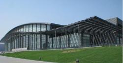 贵阳场馆钢结构设计
