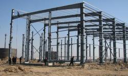 場館鋼結構施工