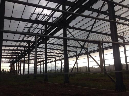 貴陽輕鋼廠房