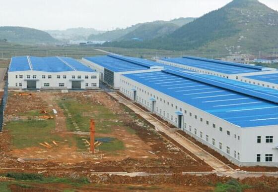 贵州輕鋼廠房
