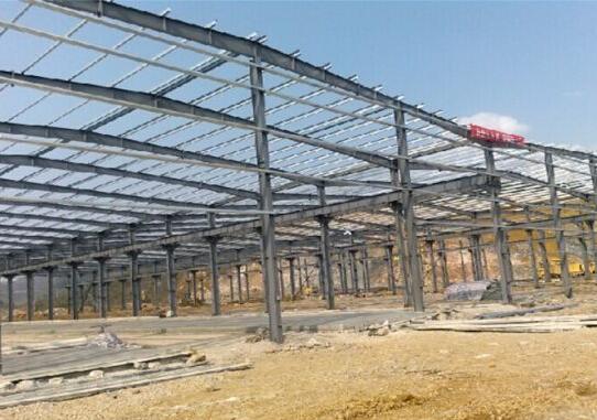 貴陽輕鋼廠房設計