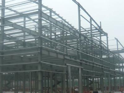 貴陽輕鋼結構廠房