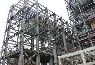 高层鋼結構厂房设计