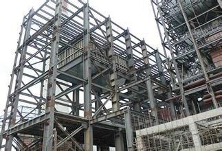 高層鋼結構廠房設計