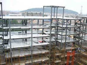 高层钢结构厂房