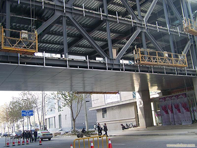 T形刚构桥