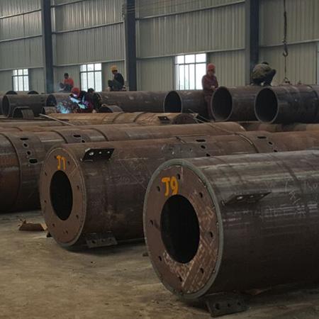 钢结构圆管柱