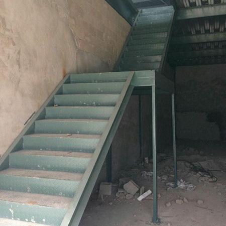 贵州钢结构楼梯