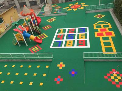 幼儿园悬浮地板厂家