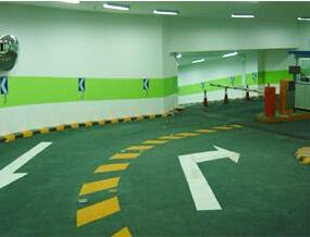 四川停车场道路标线