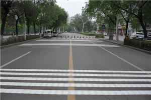 道路震荡标线