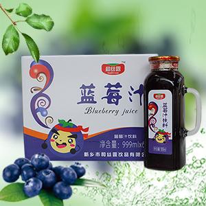 蓝莓汁-999ml