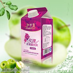 488ml玫瑰苹果醋