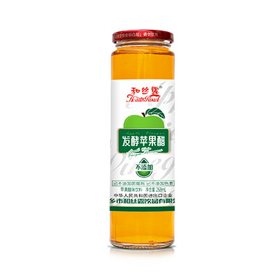 经典268ml苹果醋