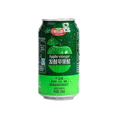 310ml罐装苹果醋