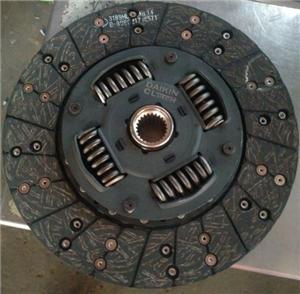 250三级减震离合器片
