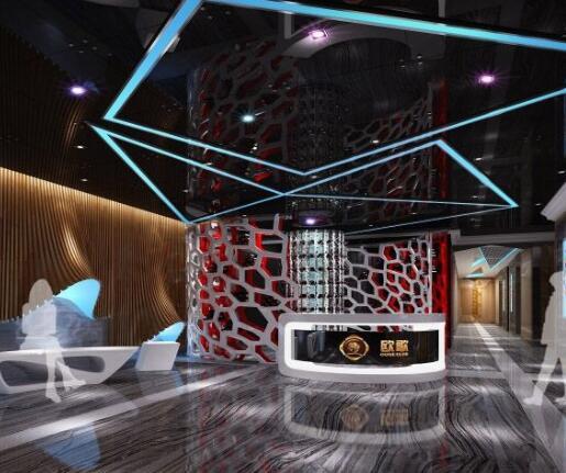 郑州酒店ktv装设计公司