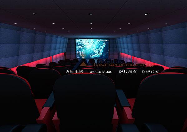郑州电影房设计