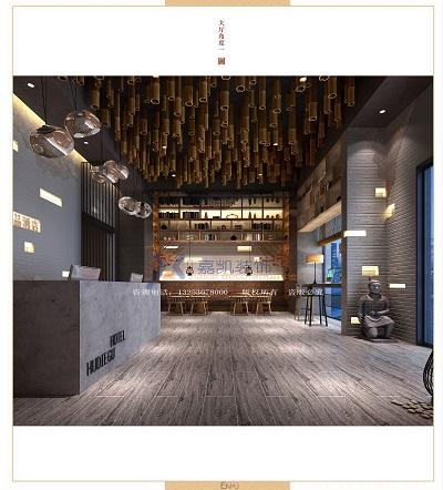郑州酒店会所设计