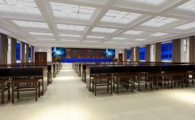 郑州会议室设计