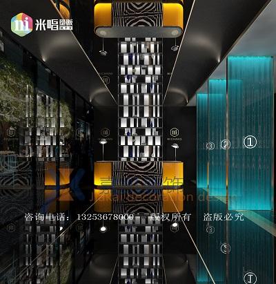 郑州门厅设计
