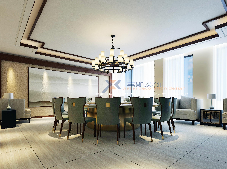 郑州餐厅设计