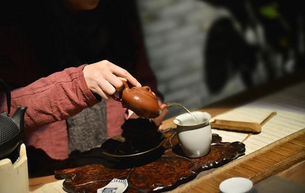 专业茶艺师班