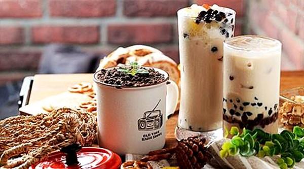 奶茶饮品开店班