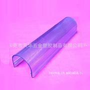 ABS透明条纹灯罩