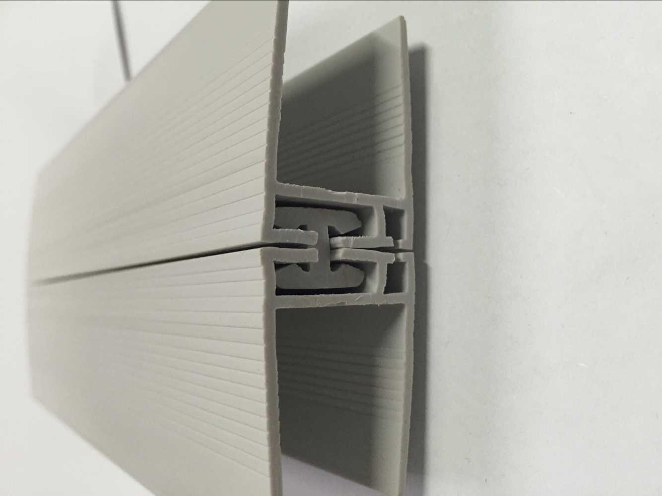 PVC平面法栏