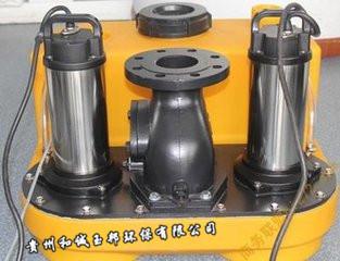 國產一線軍格污水提升器