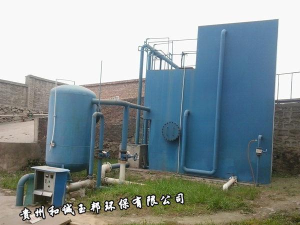 贵州中水回用装置