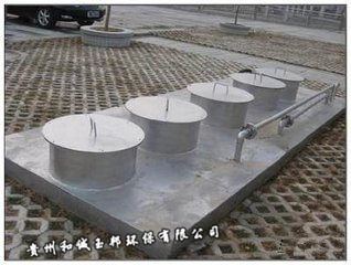 贵阳制药废水处理