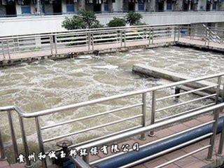 貴州釀酒工業廢水處理