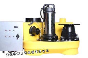 一�w化污水提升器