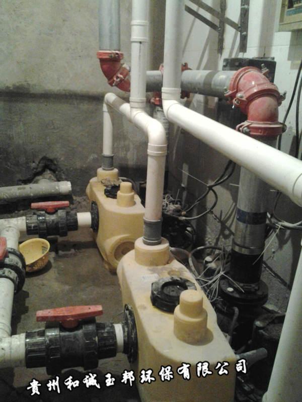 贵州污水提升器
