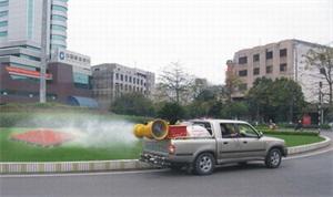 车载式多功能喷雾机
