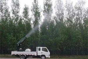 车辆改装专用喷雾机