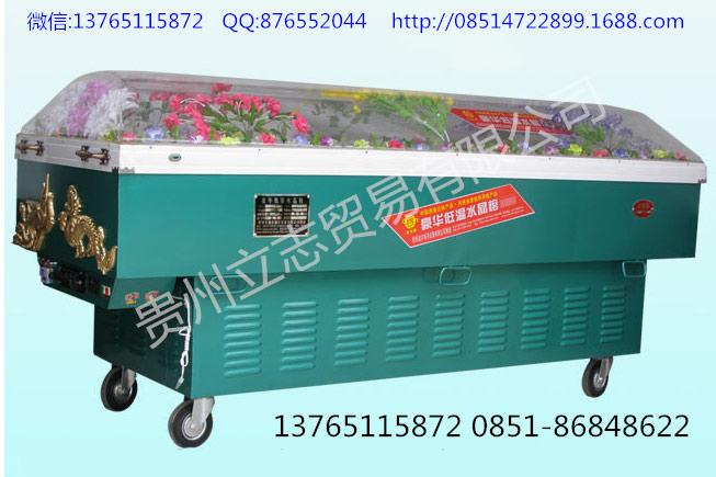重慶貴州水晶冰棺