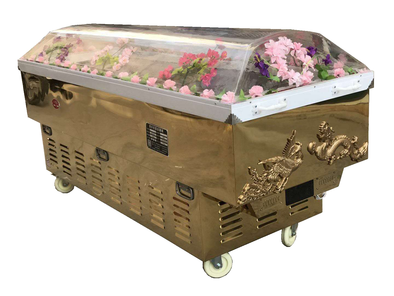 貴州水晶冰棺
