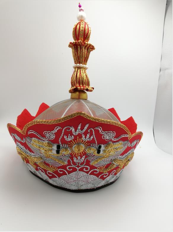 道佛教法帽