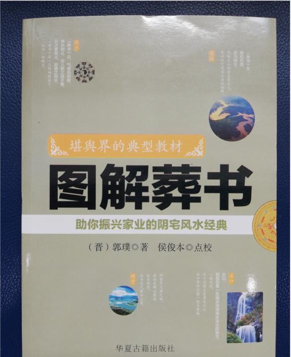 风水地理书