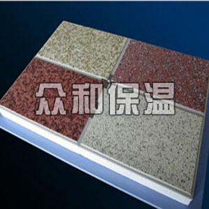 保温装饰一体化板