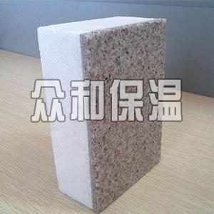 聚苯板复合一体板