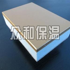 氟碳金属漆一体板