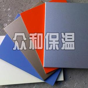 氟碳漆一体化板