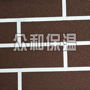 仿面砖一体化板